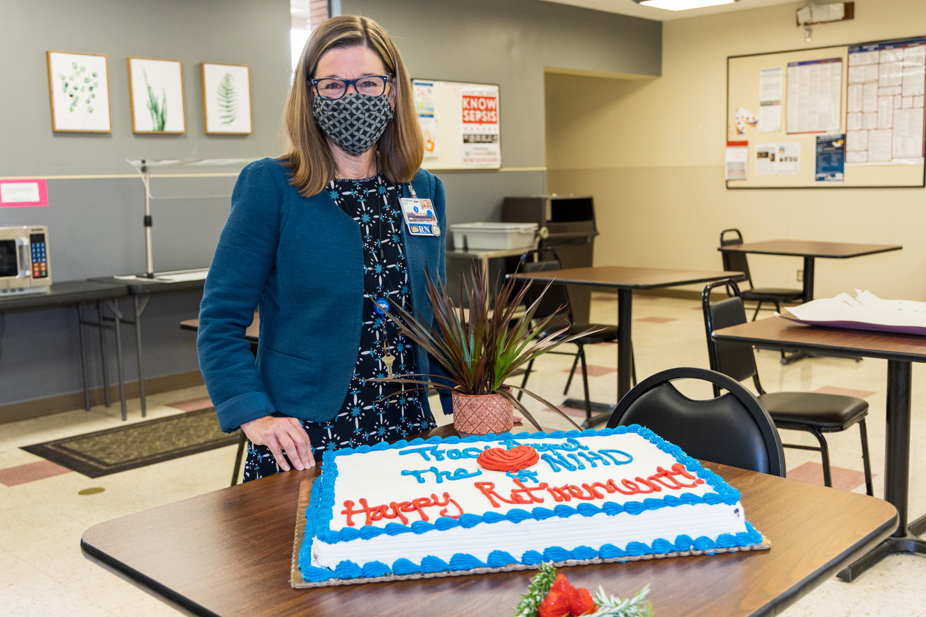 Tracy Aspel retires as NIHD CNO after an expansive 40-year career